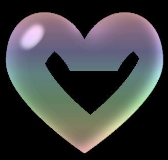 sélection coeur photofiltre